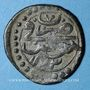 Münzen Maghreb. Ottomans. Mustafa III (1171-1187H). Burbe bronze 1173H. Tunis