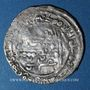 Münzen Maghreb. Umayyades d'Espagne. Hisham II (1er règne, 366-399H). Dirham 379H, Fès