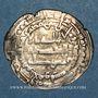 Münzen Perse. Abbassides. al-Muktafi (289-295H). Dirham 29(4)H. al-Hawaz
