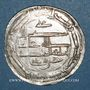 Münzen Perse. Abbassides. Harun al-Rashid (170-193H). Dirham 1(8)6H. Madinat Zaranj