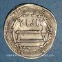 Münzen Perse. Abbassides. Harun al-Rashid (170-193H). Dirham 180H. al-Muhammadiya