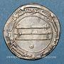 Münzen Perse. Abbassides. Harun al-Rashid (170-193H). Dirham 188H. al-Muhammadiya