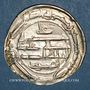 Münzen Perse. Abbassides. Harun al-Rashid (170-193H). Dirham 190H. Madinat Zaranj