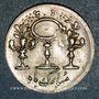 Münzen Perse. Pahlavis. Anonyme. Sekkeh. Jeton argent pour Nowruz 1330SH = 1951