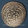 Münzen Perse. Timurides. Timur et Mahmoud Jaghatay (vers 792-803H). Tanka