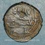 Münzen Syrie. Abbassides. al-Hadi (169-170H). Fals 169H. Qinnasrin