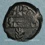 Münzen Syrie. Abbassides, vers 200H. Fals anonyme, Darat (Adri'at)
