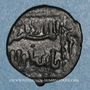 Münzen Syrie. Ayyoubides. al-Salih (637-647H).  Fals 641H, Hamah