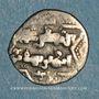 Münzen Syrie. Ayyoubides d'Alep. al-Zahir (582-613H). Ar. 1/2 dirham (599-613H), (Alep)