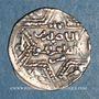 Münzen Syrie. Ayyoubides d'Alep. al-Zahir (582-613H).  Dirham (591)H, (Alep)