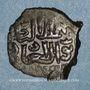 Münzen Syrie. Mamlouks burjites. Faraj (801-808H). Fals bronze 802H, (Alep)