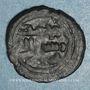 Münzen Syrie. Umayyades, vers 120-132H. Fals anonyme, Hims