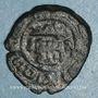 Münzen Syrie. Umayyades, vers 80-90H. Fals anonyme, Qinnasrin