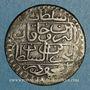 Münzen Tunisie. Mahmoud I (1143-1168H). Onluk (¼ piastre), 1149H. Tunis