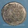 Münzen Tunisie. Mustafa III (1171-1187H). Piastre 1181H. Tunis