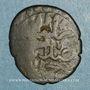 Münzen Tunisie. Ottomans. Abdoul Hamid (1187-1203H).  Burbe 1191H. Tunis