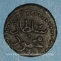 Münzen Tunisie. Ottomans. Mahmoud I (1143-1168H). Hafsi (?), 1163H. Tunis
