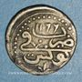 Münzen Tunisie. Ottomans. Mahmoud I (1143-1168H). Kharub 1166H. Tunis