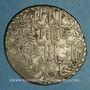 Münzen Tunisie. Ottomans. Mahmud II (1223-1255H). 8 kharoub 1243H. Tunis