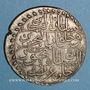 Münzen Tunisie. Ottomans. Mahmud II (1223-1255H). Piastre 1247H. Tunis