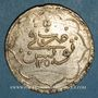 Münzen Tunisie. Ottomans. Mahmud II (1223-1255H). Piastre 1250H. Tunis