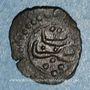 Münzen Tunisie. Ottomans. Mustafa III (1171-1187H). Hafsi 117(6)H. Tunis
