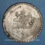Münzen Tunisie. Ottomans. Selim III (1203-1222H). Piastre  1219H. Tunis