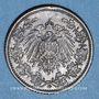 Münzen Allemagne. 1/2 mark 1918G