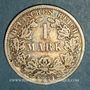Münzen Allemagne. 1 mark 1881 F