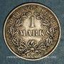 Münzen Allemagne. 1 mark 1896 F