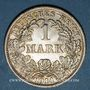 Münzen Allemagne. 1 mark 1914F