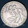 Münzen Allemagne. 10 mark 1972 J. Jeux olympiques. Sportif et sportive