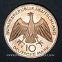 Münzen Allemagne. 10 mark 1972F. Jeux olympiques, Symbole d'union