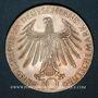 Münzen Allemagne. 10 mark 1972J. Jeux olympiques. Sportif et sportive
