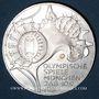 Münzen Allemagne. 10 mark 1972J. Jeux olympiques. Stade
