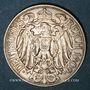 Münzen Allemagne. 25 pfennig 1909 D