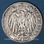 Münzen Allemagne, 25 pfennig 1910D