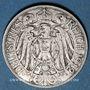Münzen Allemagne, 25 pfennig 1912F