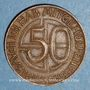 Münzen Allemagne. 3e reich. 50 Opferpfennig. Médaille de propagande
