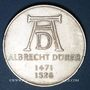 Münzen Allemagne. 5 mark 1971D. Dürer