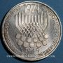 Münzen Allemagne. 5 mark 1974F. La Constitution (Grundgesetz)