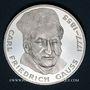 Münzen Allemagne. 5 mark 1977J. Charles Frédéric Gauss