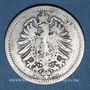 Münzen Allemagne. 50 pfennig 1876A