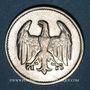 Münzen Allemagne, République de Weimar. 1 mark 1924F