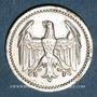 Münzen Allemagne. République de Weimar. 3 mark 1924 A