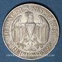 Münzen Allemagne. République de Weimar. 3 reichsmark 1930A Zeppelin