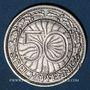 Münzen Allemagne, République de Weimar, 50 reichspfennig 1927D