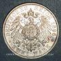 Münzen Anhalt. Frédéric I (1871-1904). 2 mark 1896A