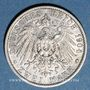 Münzen Anhalt. Frédéric II (1904-1918). 2 mark 1904A