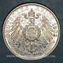 Münzen Bade. Frédéric I, grand-duc (1856-1907). 2 mark 1902G